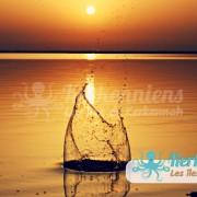 Liberta Cercina (Sayyed Amiri) Sunrise à Kerkennah
