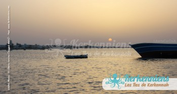 Liberta Cercina Sayyed Amiri sunrise photo Kerkennah El Maghaza