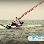 Liberta Cercina (Sayyed Amiri) Planche à voile à Kerkennah