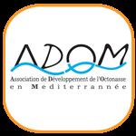 Logo Association de Développement de l'Octonasse en Mediterrannée (ADOM) 150x150