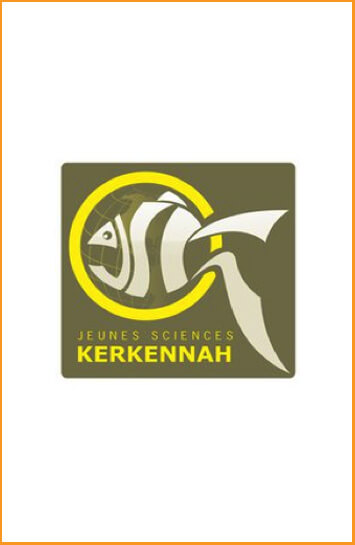 Logo Association Jeunes Science Kerkennah (AJSK)