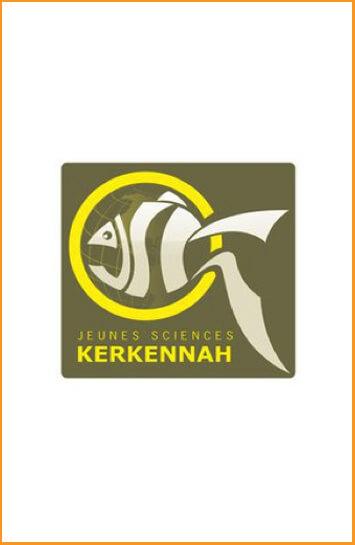 Logo Association Jeunes Science Kerkennah (AJSK)