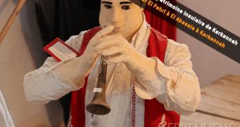 La troupe folklorique de Kerkena