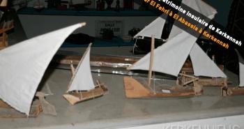 """Barques à voiles """"flouka"""""""