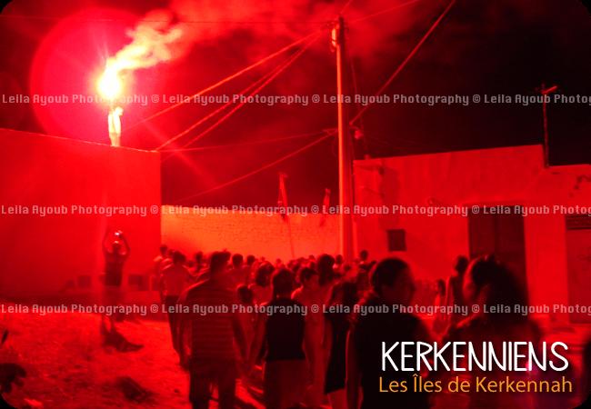 Parade Saf Mariage Ouled Kacem – Photo de Leila Ayoub Kerkennienne