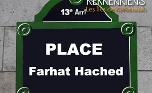 Place Farhat Hached à Paris (13e arrondissement) - Kerkenna