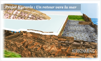 Projet Kyranis coupe de la nasse Kerkenah