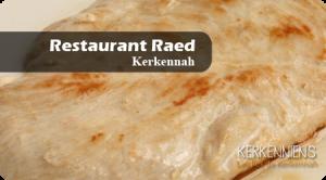 escalope de dinde Restaurant Raed