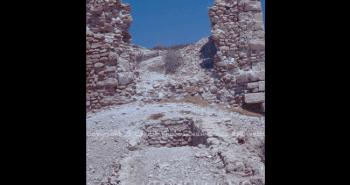 Ruine de maison côté du Fort Lashar Sidi fredj