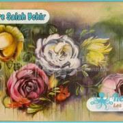 Salah Bchir cfleurs peinture Kerkennah