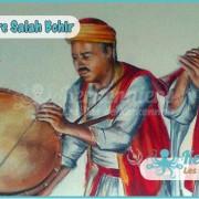 Salah Bchir tbal zokra musique Kerkennah