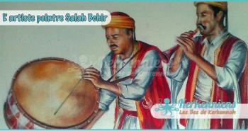 Salah Bchir tbal zokra musique Kerkennah El maghaza