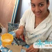 Sirine Choui Poste de travail
