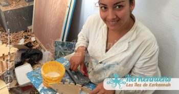 Sirine Choui Poste de travail El Maghaza