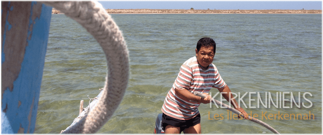 Sortie en Mer à Kerkennah avec Sami
