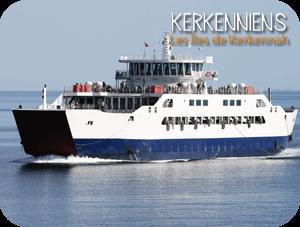 Traversée Sfax – îles de Kerkennah