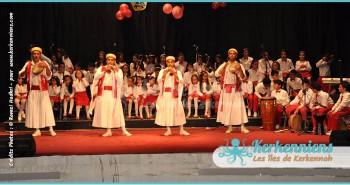 La Troupe El Arkhabil Troupe folklorique de Kerkennah
