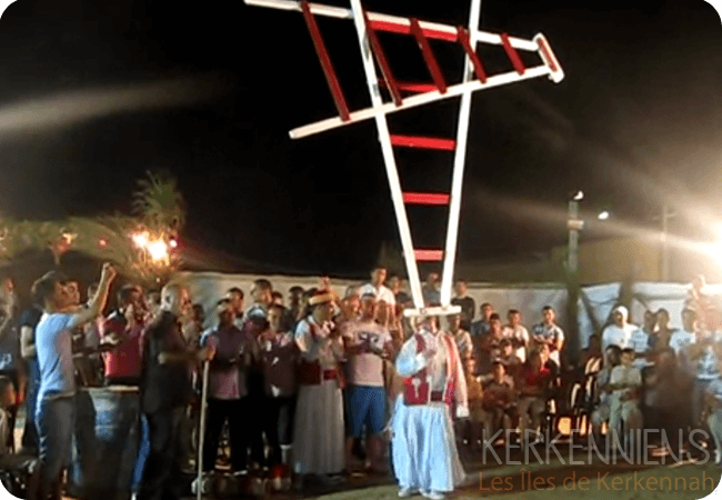 Troupe folklorique bouzid Kerkennah Kerkenniens