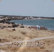Zone touristique Sidi Fredj ile de kerkennah - Kerkenniens.com