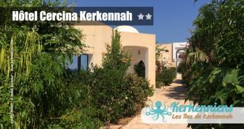 Accès aux chambres Hôtel Cercina Kerkennah Tunisie