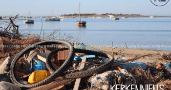 Action nettoyage Al-Attaya Kerkennah