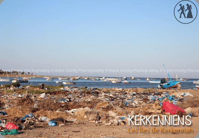 Action nettoyage dimanche 22 juin Kerkennah Al-Attaya
