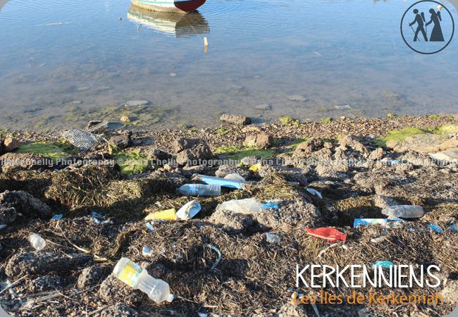 Action Nettoyage ecologie kerkena karkna