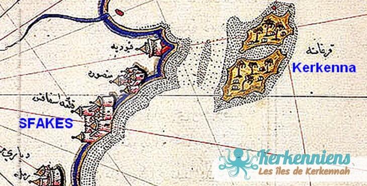 L'archipel de Kerkennah au fil du temps : de l'influence de la Rome antique jusqu'au 19e siècle.