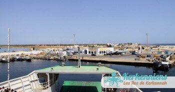 Arrivée aux îles Kerkennah (Tunisie) photo 3