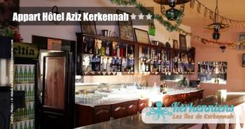 Bar Appart Hôtel Aziz Kerkennah Tunisie