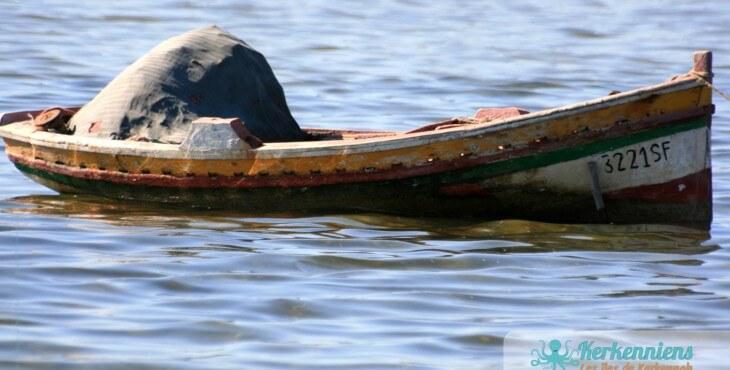 Felouque de pêche