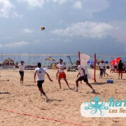 Beachball Kerkennah terre beach volley Kerkennah Happy Beach Volley Ball
