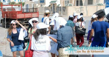 Nettoyage des plages - Hello Kerkennah - AWKER - Kerkennah Tunisie Photo 1