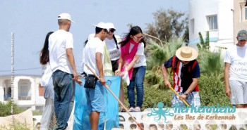 Nettoyage des plages - Hello Kerkennah - AWKER - Kerkennah Tunisie Photo 11