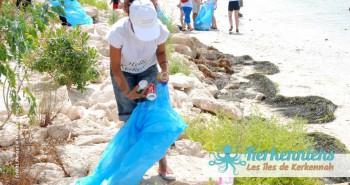 Nettoyage des plages - Hello Kerkennah - AWKER - Kerkennah Tunisie Photo 12