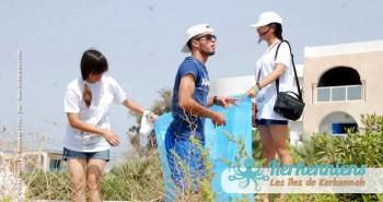 Nettoyage des plages - Hello Kerkennah - AWKER - Kerkennah Tunisie Photo 14