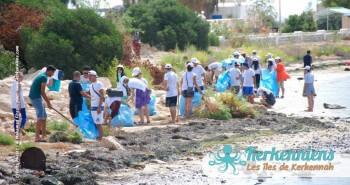 Nettoyage des plages - Hello Kerkennah - AWKER - Kerkennah Tunisie Photo 15