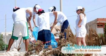 Nettoyage des plages - Hello Kerkennah - AWKER - Kerkennah Tunisie Photo 18
