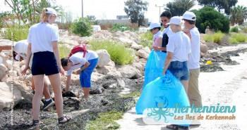 Nettoyage des plages - Hello Kerkennah - AWKER - Kerkennah Tunisie Photo 10