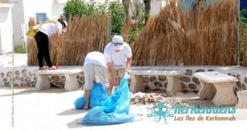 Nettoyage des plages - Hello Kerkennah - AWKER - Kerkennah Tunisie Photo 20