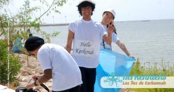 Nettoyage des plages - Hello Kerkennah - AWKER - Kerkennah Tunisie Photo 23