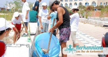 Nettoyage des plages - Hello Kerkennah - AWKER - Kerkennah Tunisie Photo 25