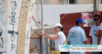 Nettoyage des plages - Hello Kerkennah - AWKER - Kerkennah Tunisie Photo 3