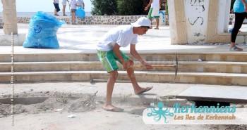 Nettoyage des plages - Hello Kerkennah - AWKER - Kerkennah Tunisie Photo 4
