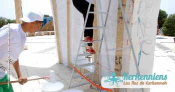 Nettoyage des plages - Hello Kerkennah - AWKER - Kerkennah Tunisie Photo 6