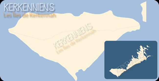 Google Maps fait disparaître île Gharbi îles Kerkennah - img 4