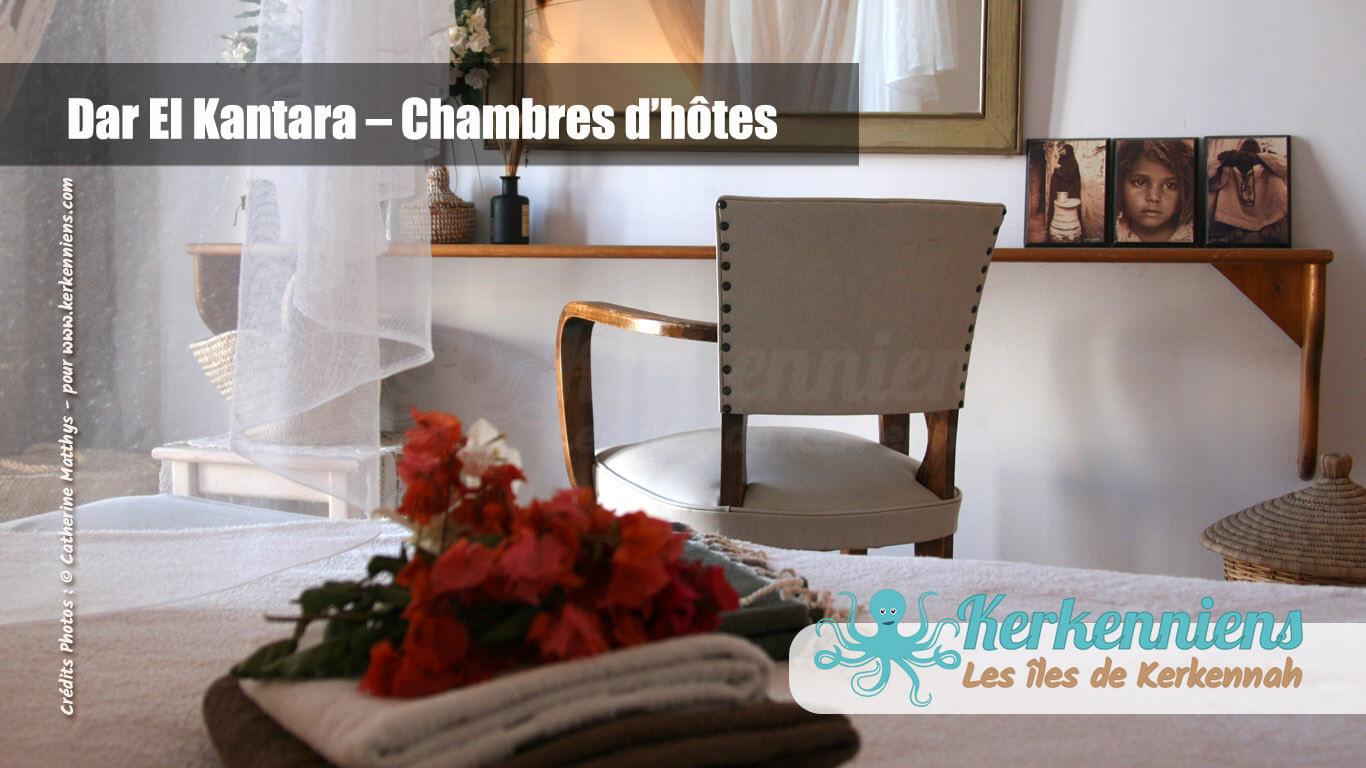 Dar El Kantara – Maison d'hôtes à Kerkennah – Fermée – Îles de ...