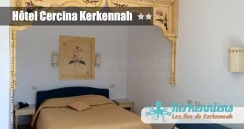 Chambre Hôtel Cercina Kerkennah Tunisie