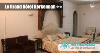 La suite (Chambre) Seabel Le Grand Hôtel Kerkennah Tunisie