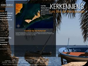 Changement de fond d'écran… du site… Kerkenniens.com